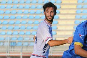 Sport - Calcio - Flaminia - Gianluca Leonardi
