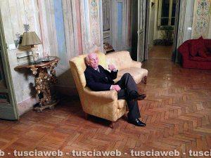 Bonaventura Cecchetti, socio fondatore del Rotary club Viterbo