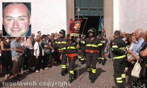 Fabrica di Roma - I funerali di Giuliano Lipperi