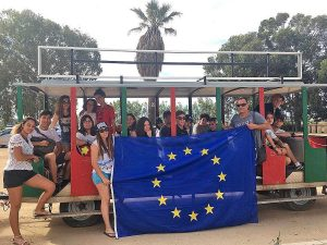 Progetto Erasmus + ad Aljaraque