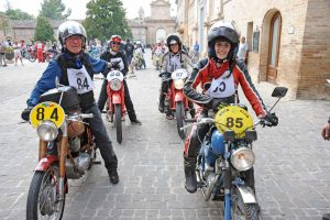 La MIlano-Taranto fa tappa a Canino