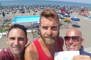 """Sport - Al lido di Tarquinia arriva """"Sport in spiaggia"""""""