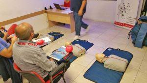 Corso di primo soccorso