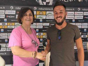 Sport - Calcio - Siena - Samuele Neglia