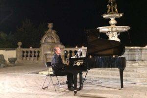 """Viterbo - Il primo appuntamento di """"Musica in giardino"""""""