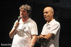 Andrea Baffo e Filippo Rossi