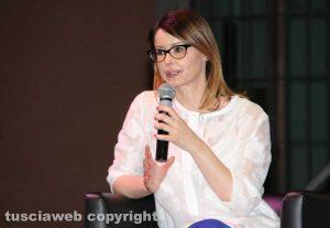Viterbo - Lucia Annibali a Ombre festival