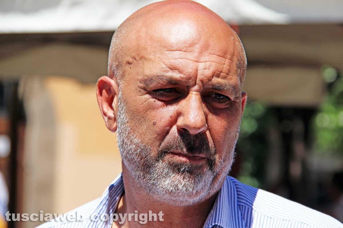 Regionali, Sergio Pirozzi si candida alla presidenza