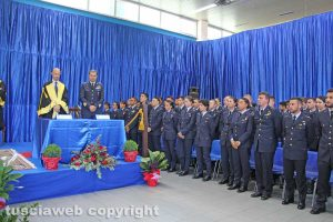 Aeronautica militare, la laurea del corso Uriel