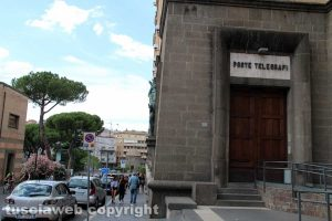 Viterbo - Le Poste centrali