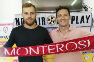 Sport - Calcio - Monterosi - Armin Ramceski