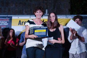 Viterbo - Premio Romiti junior - Roberta Bellesini Faletti e Melissa Rossi