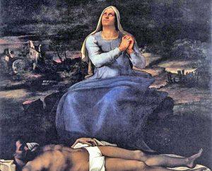 La Pietà di Sebastiano Del Piombo