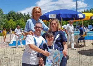 La Vitersport Libertas al nono Campionato Italiano di Nuoto Agonistico
