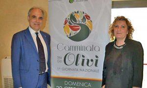 Lina Novelli consigliere nazionale della rete delle Città dell'Olio