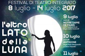 """Festival del Teatro integrato """"L'altro lato della luna"""""""