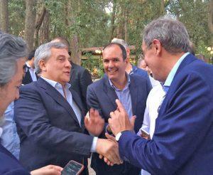 Montato di Castro - Tajani, Mencarini e Caci