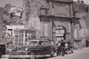 Viterbo - Porta Romana nell'ottobre del '52