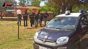 L'arresto di Giuseppe Simioli