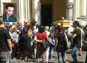 Sutri - I funerali di Alessandro Bombardi