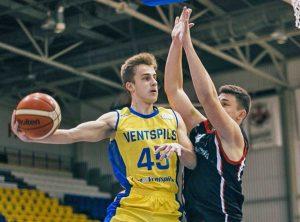 Sport - Favl basket - Kristaps Purplevics
