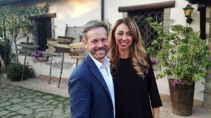 Mauro Pacifici e Sara Beligni