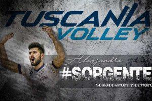 Sport - Pallavolo - Tuscania volley - Alessandro Sorgente