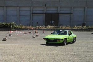 Sport - Motori - La gara di auto storiche a Tarquinia
