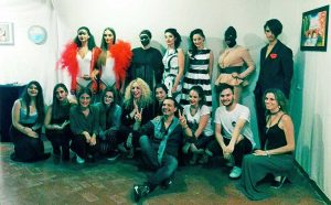 I ballerini del Ragonesi modelli per gli studenti di belle arti