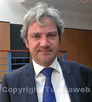 L'avvocato Vincenzo Dionisi