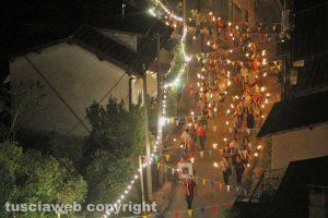 Canepina - I festeggiamenti per la Madonna delle Grazie
