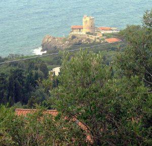 Ansedonia - La torre di San Pancrazio