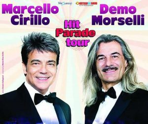 Marcello Cirillo e Demo Morselli
