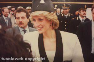 Civitavecchia - Lady Diana al porto di Civitavecchia