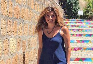 Tuscania - L'assessora ai Lavori pubblici Rosalinda del Signore