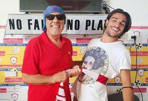Sport - Calcio - Monterosi Fc - Capponi e Manoni