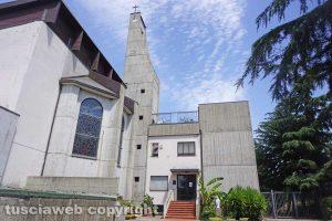 Santa Barbara - La chiesa di santa Barbara