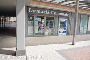 Santa Barbara - La farmacia comunale