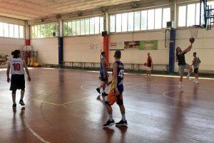 Sport - Pallacanestro - Gli allenamenti della Favl Viterbo