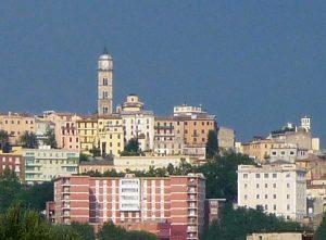 Frosinone - Panorama