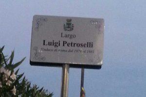 Furci Siculo - Inaugurato largo Luigi Petroselli