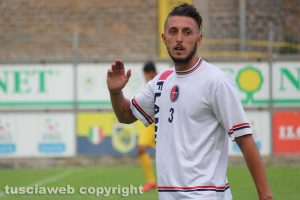 Sport - Calcio - Flaminia - Gianmarco Carta