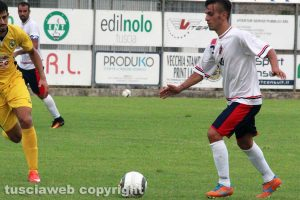 Sport - Calcio - Flaminia - Paolo De Cristofaro
