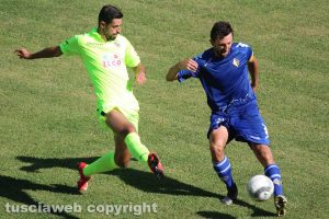 Sport - Calcio - Viterbese - Jefferson