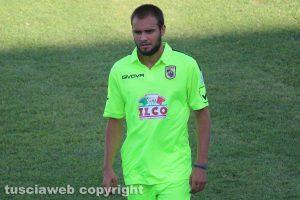 Sport - Calcio - Viterbese - Federico Zenuni