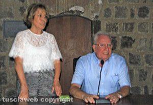 Rosanna De Marchi e Luigi Avella