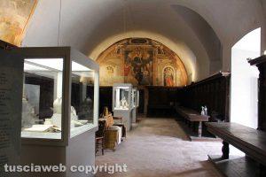 La mostra al monastero di santa Rosa