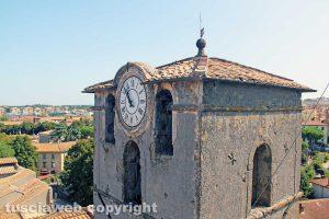 Viterbo - Il campanile di San Sisto