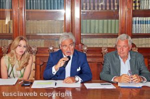 Immacolata Amalfitano, Nicolò D'Angelo e Leonardo Michelini