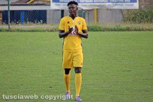 Sport - Calcio - Viterbese - Ibrahime Mbaye
